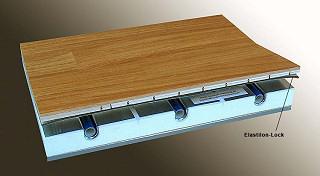 Parkett Fußbodenheizung parkett und heizung elastilon